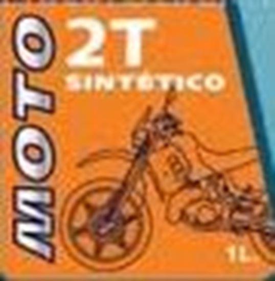Immagine di olio per moto 2t syntetico