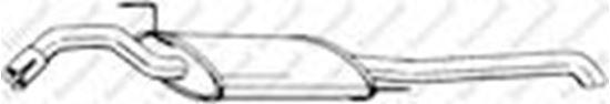 Immagine di SILENZIATORE TERMINALE VW PASSAT 3 SERIE 1800
