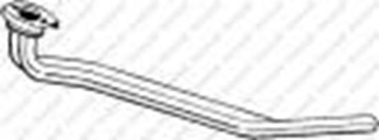 Immagine di TUBO COLLETTORE VW GOLF 2 1800